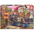 Puzzle 3000 pieces, Romantic Venice