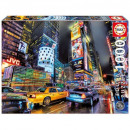 1000 piece puzzle, Times Square, New York
