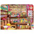 Puzzle 1000 pieces, Candy Shop