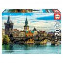 groothandel Speelgoed: Puzzel 2000 stukjes Praag