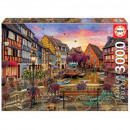 Puzzle 3000 pieces Colmar France