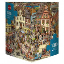 Puzzle 1000 pieces - Shopping madness