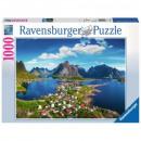 Puzzle 1000 pieces Norway