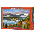 Puzzle 500 pieces Sunrise over Sylvenstein Lake