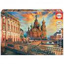 Puzzle 1500 pieces Saint Petersburg
