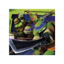 Servilletas de cumpleaños Mutant Ninja Turtles - 3