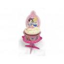 Stand cake Princess