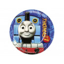 Plates Birthday Thomas & Friends - 23 cm -