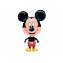 Walking foil balloon Mouse Mickey - 53 x 76 cm