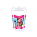 Mia and Me birthday cups - 200 ml - 8 items