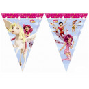 Mia and Me flag banner - 230 cm - 1 piece
