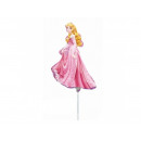 palloncino stagnola per attaccare Sleeping Beauty