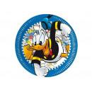 Birthday rings Donald Duck - 23 cm - 8 items