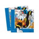 mayorista Articulos de fiesta: Servilletas de cumpleaños del pato Donald - 33 cm