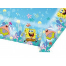 Tablecloth birthday SpongeBob 120 x 180 cm