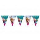 Banner flag frozen - Frozen - 200 cm - 1 piece