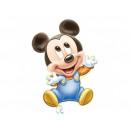 palloncino Foil sul primo compleanno Piccolo Micke