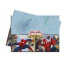 Birthday Tablecloth Ultimate Spiderman Web Warrior