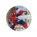 mayorista Articulos de fiesta: Ultimate Spiderman Web Warrio Cumpleaños Vasos