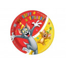 Birthday Tomatoes Tom & Jerry - 23 cm - 8 pcs