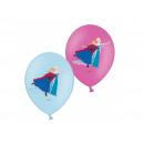 mayorista Regalos y papeleria: Globos de cumpleaños frozen - Frozen - 27 cm - 6