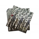 Serviettes d'anniversaire Star Wars - The Forc