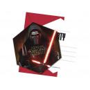 Birthday invitation Star Wars - The Force Awake