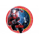 Ant-Man Birthday Tumblers - 23 cm - 8 pcs