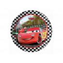 Piatti Compleanno Cars Formula - 23 cm