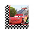 Napkins birthday Cars Fromula 33 cm - 20 pieces
