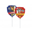 wholesale Party Items: Foil balloon 14 SHP - Paw Patrol