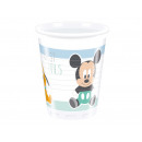 Birthday cups Little Mickey - 200 ml - 8 items