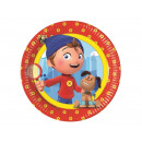 Birthday plates Noddy in the Land of Toys - 23