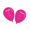 Balloons have and bear birthday - 28 cm - 8 s
