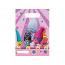 Gift bags Trolls - 6 pcs.