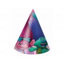 groothandel Rook-accessoires: Caps Paper Trolls - 6 stuks.