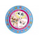 Platen verjaardag Littlest Pet shop - 23 cm - 8