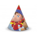 Noddy paper hats in the Land of Toys - 6th