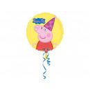 Foil balloon Peppa Pig - 43 cm