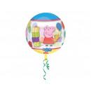 Foil balloon Peppa Pig - 38 x 40 cm