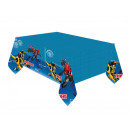 Tablecloth birthday Transformers - 120 x 180 cm -