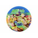 Plates birthday Mutant Ninja Turtles - 18