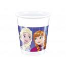 Coppe compleanno frozen - Frozen - 200 ml