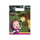 Gift bags birthday Masha and the Bear -