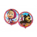 Foil Balloon Bear and Bear - 45 cm - 1 pc.
