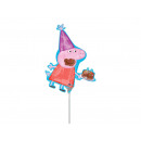 Foil balloon for Peppa Pig - 33 cm