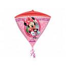 mayorista Articulos de fiesta: globo de la hoja de diamante ratón Minnie - 38x43