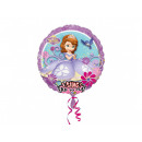 Foil balloon playing her height Zosia - 71 cm