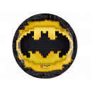LEGO Batman Birthday Plates - 23 cm - 8 pcs.