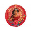 Großhandel Geschenkartikel & Papeterie: Folienballon Elena von Avalon - 43 cm - 1 Stück